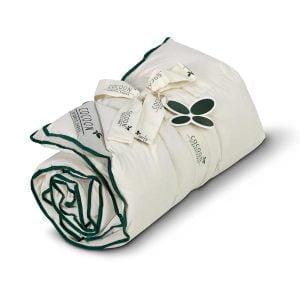 ækker kapok dyne i 100% naturlig og ubehandlet kapok