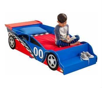 Køb en Kidkraft bilseng til børn