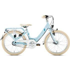 sød pigecykel med lav indstigningshøjde