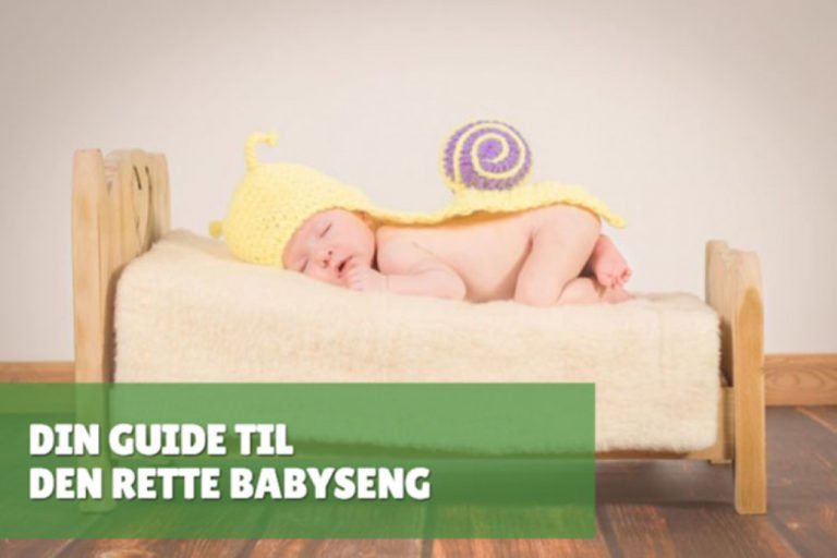 brug babyseng test til at finde den bedste