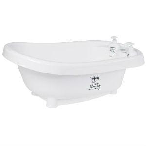 køb et badekar med badetermometer