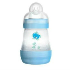 køb blå MAM Anti-colic sutteflaske 160 ml