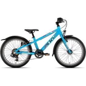 børnecykel med udvendige gear fra PUKY