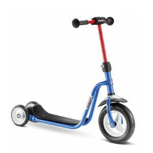 puky Løbehjulet er meget stabilt, med 2 hjul bagtil og 1 hjul foran