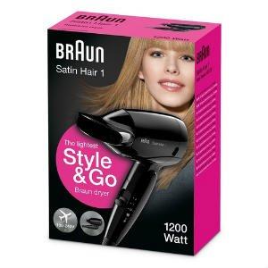 Køb Braun HD130 rejsehårtørrer