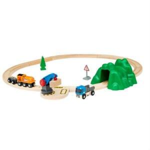 køb det sjove Brio togsæt i julegave til 2 årige