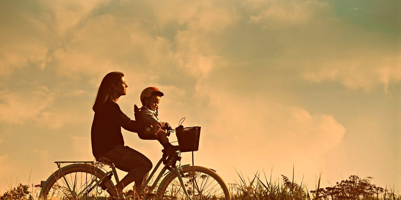 Cykelstol Foran