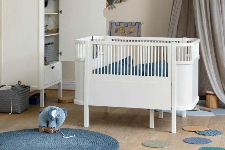 Køb en elegant Sebra seng til børneværelset