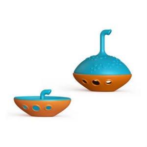brug det sjove legetøj der flyder til badetid