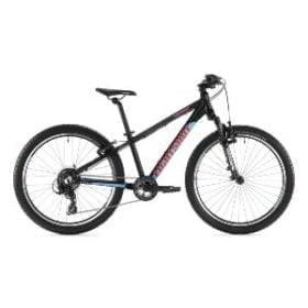 Børnecyklen er lavet i flot kombination af styrke og samtidig lethed