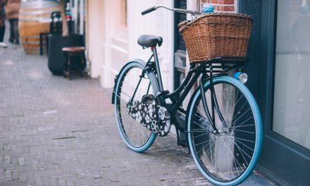 Ethjulet Cykel