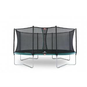 køb BERG Grand Favorit 520 Grøn inkl Comfort sikkerhedsnet