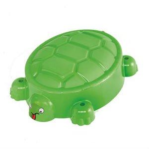 køb skildpadde sandkasse med låg
