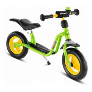 køb den populære grønne Puky løbecykel fra 2 år
