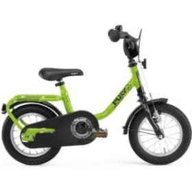 Puky Børnecykel grøn 12 tommer