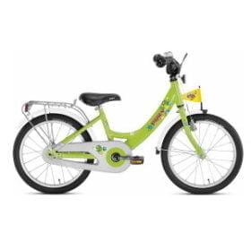 børnecykel fra Puky anbefales til børn mellem 105-125 cm.