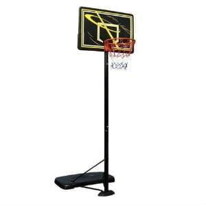 basketball kurv højde regler