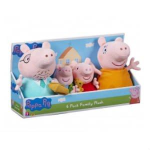 giv Gurli gris & familie bamser som kramme legetøj