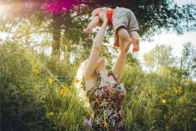 hverdagen som mor