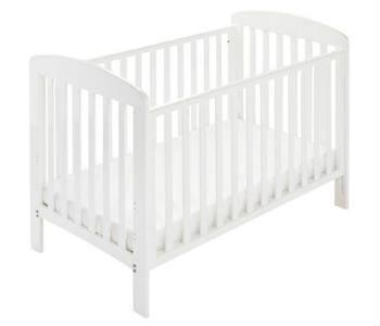 Køb den billige Babynor tremmeseng til babyen