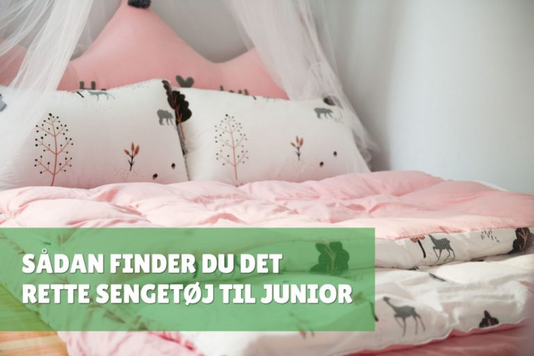 Junior sengetøj