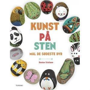køb bogen kunst på sten til inspiration