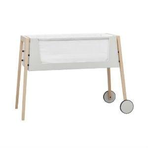 moweo bedside crib anmeldelse