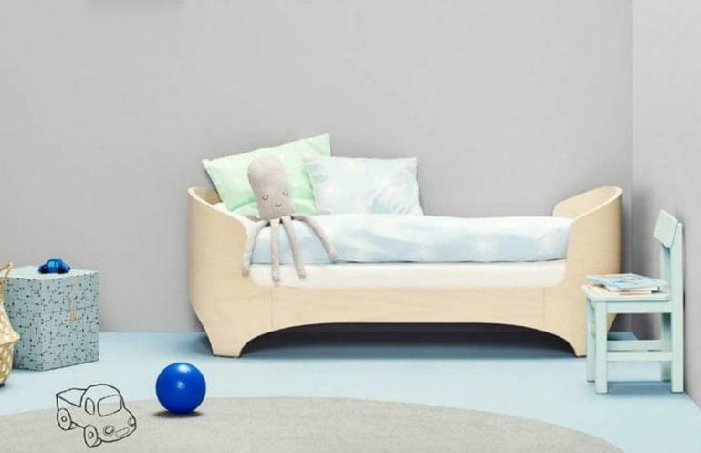 køb en Leander seng til barnet