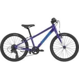 Letløbende street cykel med mountainbike look