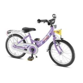 Pigecyklen fra Puky anbefales til børn mellem 100-115 cm