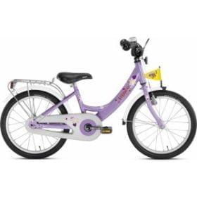 køb en lilla pigecykel i gave