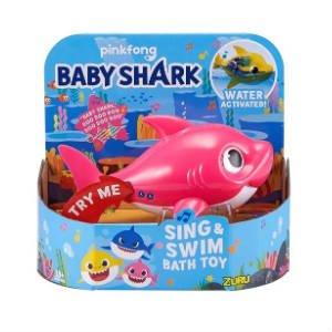 køb det sjove baby shark legetøj