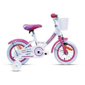 "køb pinepeak pigecykel 12"""
