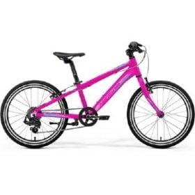 Merida Matts J24 er en stabil cykel med komponenter, der passer til børns behov