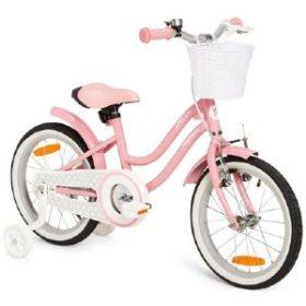 fin børnecykel fra Pinepeak, der er perfekt til den unge cyklist