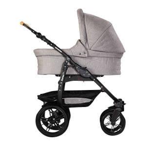 Køb Naturekind barnevogn med drejehjul