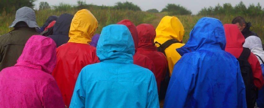 hvordan finder du det rigtige regnsæt?