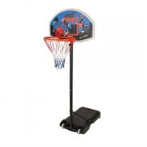 køb mini basketball kurv med stander
