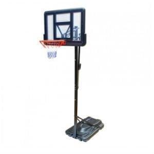 pro basketball stander med kurv