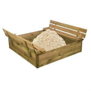 Hvilken sand i sandkasse?