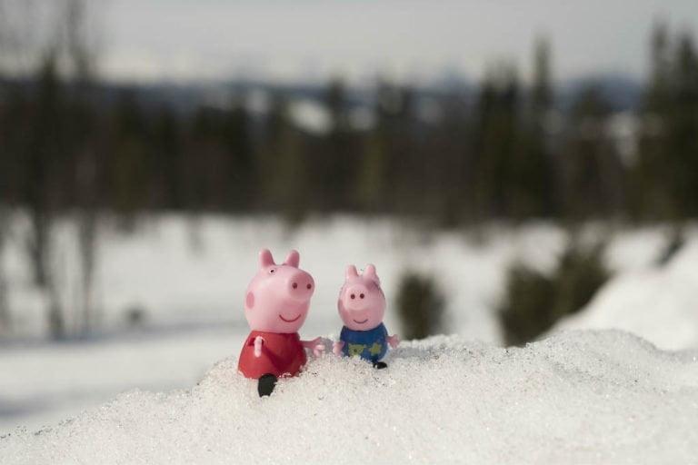 køb gurli gris dukkehus til den lille pige