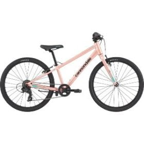 "køb en Cannondale pigecykel 24"""