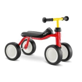 Pukylino modellen fra Puky er en rigtig god start løbecykel for de mindste
