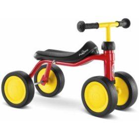 gå/løbecykel er forstadiet til en rigtig løbecykel