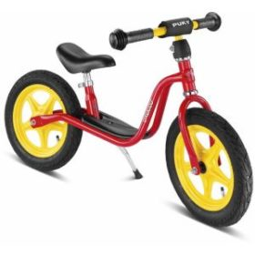 Fantastisk løbecykel med luftdæk, kan benyttes af børn fra 90 cm