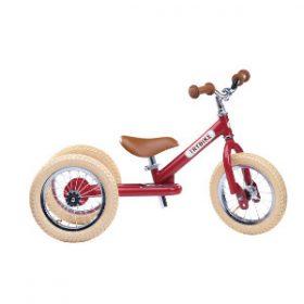 Trybike Trehjulet løbecykel i metal