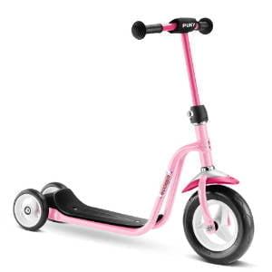 PUKY Trehjulet Løbehjul i rosa til børn fra ca. 2 år./85 cm