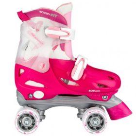 køb nijdam side-by-side rulleskøjter til børn