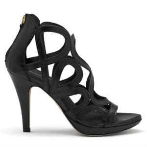Køb de behagelige og billige Sargossa sko med hæl