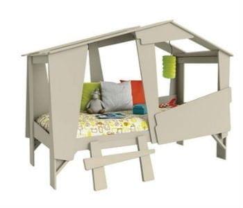 Køb Cabana børneseng der ligner en hytte